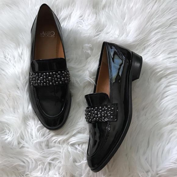 48e0bb8ab11 Franco Sarto Shoes - Franco Sarto Johanna Embellished Loafers Shoes 6.5